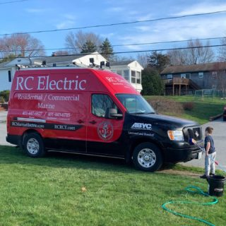 Family doesn't stop at 5. Our family is committed to each other and more to you! 401-443-6715. #rcelectric02871